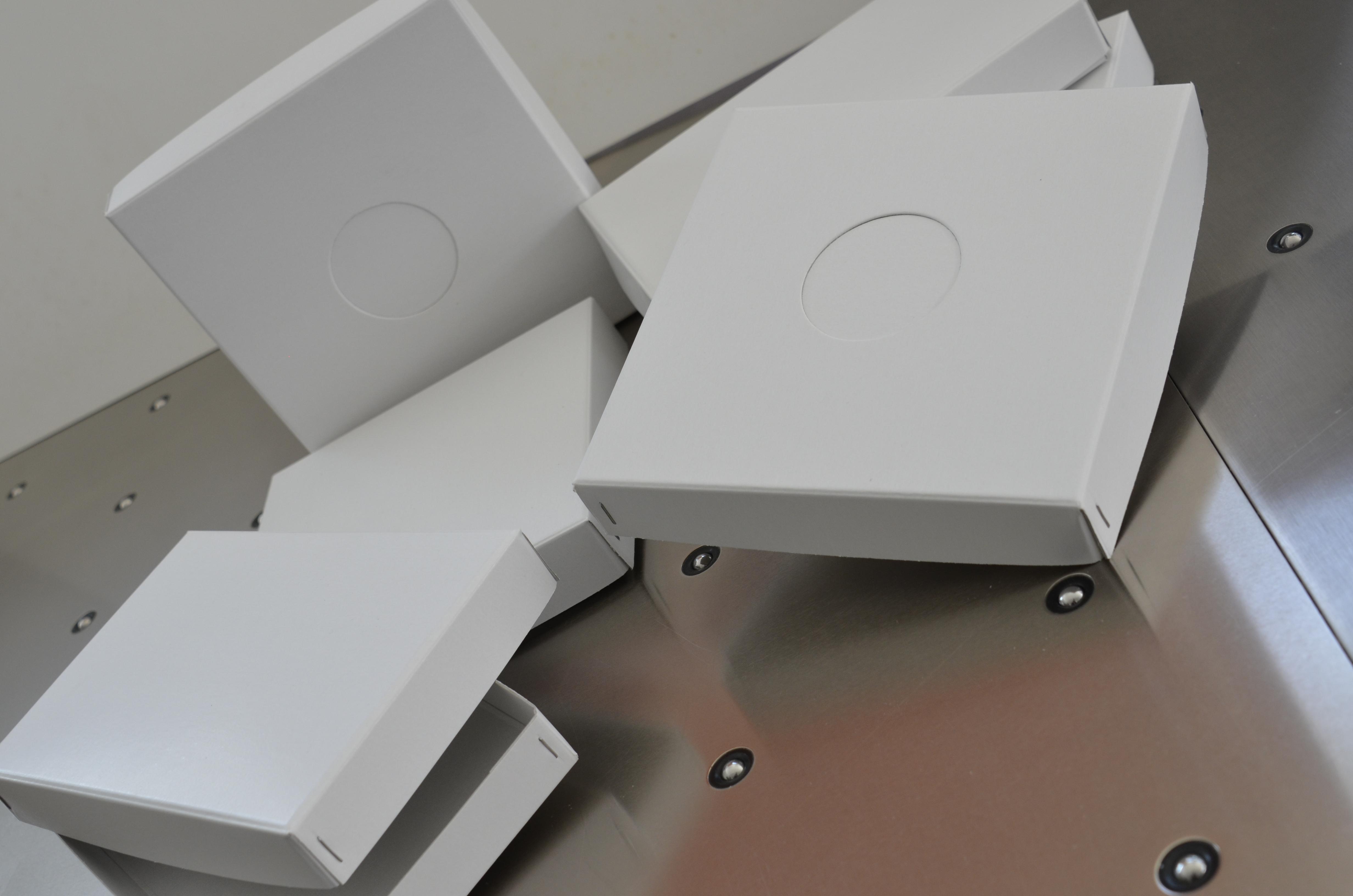 Kartonschachtel Endprodukt